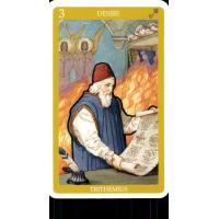 Oráculo coleccion Masters of Magic - Laura Tuan & Severino Baraldi -(Set)  (33 Cartas) (EN) (2005) (SCA) 0917