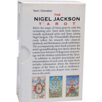 Tarot coleccion The Nigel Jackson (1ª Edicion) (Set) (EN) (LWL) (2000)