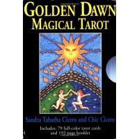 Tarot coleccion Golden Dawn Magical - Chic Cicero & Sandra Cicero ...