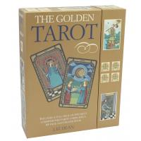 Tarot coleccion The golden Tarot - Liz Dean - (CIBO) (...