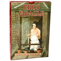Oraculo Coleccion Eros Oracle - Laura Tuan - (Set) (32 Cartas) (EN...