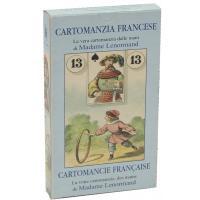 Oraculo coleccion Cartomancia Francesa - Madame Lenorm...