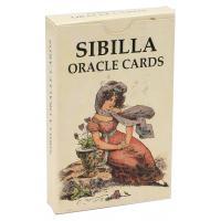 Oraculo coleccion Sibilla (52 Cartas) (EN, DE, IT, FR)...