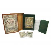Oraculo coleccion The Celtic Tree Oracle - Liz & Colin Murray - (Set + Block + 25 Cartas) (Caja Madera) (EN)