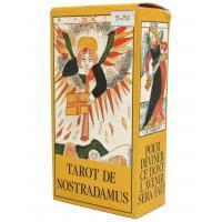 Tarot coleccion Nostradamus (FR) (Maestros)