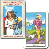 Tarot coleccion Mini Connolly Tarot Deck (Caja Clara) (EN) (USG) 1117