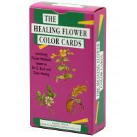Tarot coleccion The Healing Flower Color - Ingrid Kraaz (38 Cartas...