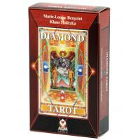 Tarot coleccion Diamond - Marie-Louise Bergoint - Klaus Holitzka (...