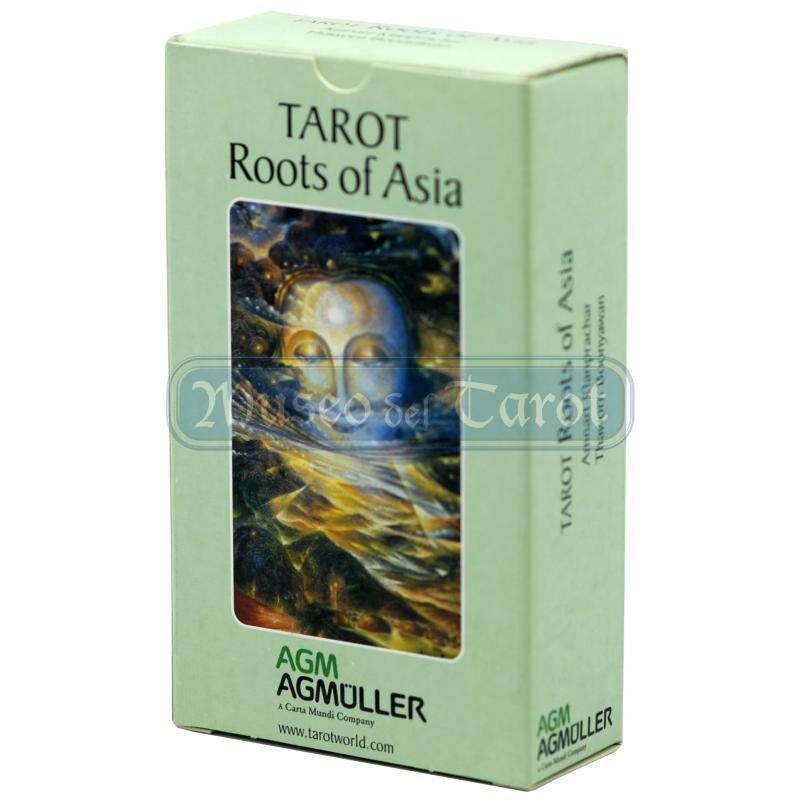 Tarot coleccion Roots of Asia (EN) (AGM)