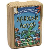 Tarot coleccion African Tarot - Journey into the self ...