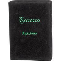 Tarot coleccion Egiziano (Estuche Terciopelo - Negro/Verde) 1992  (IT) (Instrucciones EN) (Bietti/Bi-Ass) 09/16