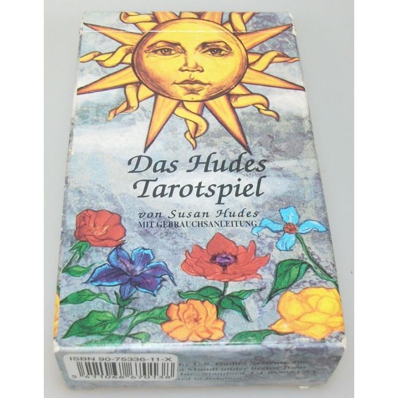 Tarot coleccion Das Hudes Tarotspiel - Susan Hudes (DE) (AGM) (2002)