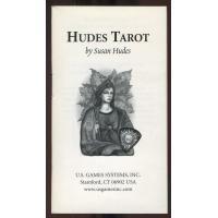 Tarot coleccion Hudes Tarot Deck - Susan Hudes (EN) (USG) (2002) (Azul) (Printed in Belgium) (FT) 1017