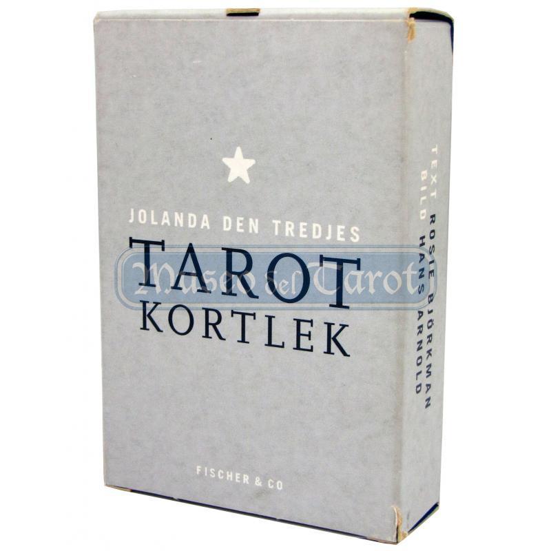 Tarot coleccion Jolanda den Tredjes Tarot Kortlek - (Sueco) (Fischer & CO) (2001)