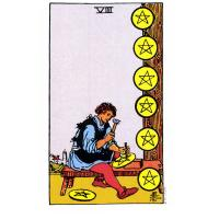 Tarot coleccion Rider Waite - Edizione Tascabile (78 Cartas) (Pocket) (IT) (AGM) (FT)
