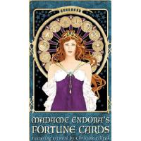 Tarot Madame Endora`s Fortune Cards (48 Cartas) (Ingles) (Mnlith)