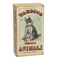 Tarot coleccion Tarocco degli Animali - Animal Tarot -...