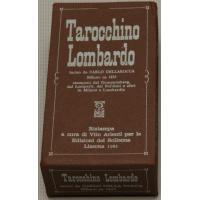 Tarot coleccion Tarocchino Lombardo - Carlo Dellarocca...