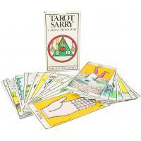 Tarot Coleccion Sarry - Cartas Pra Botar, Edicios Do Castro - Sarry Ulises - (1997) (48 Cartas) (GALL) 0218