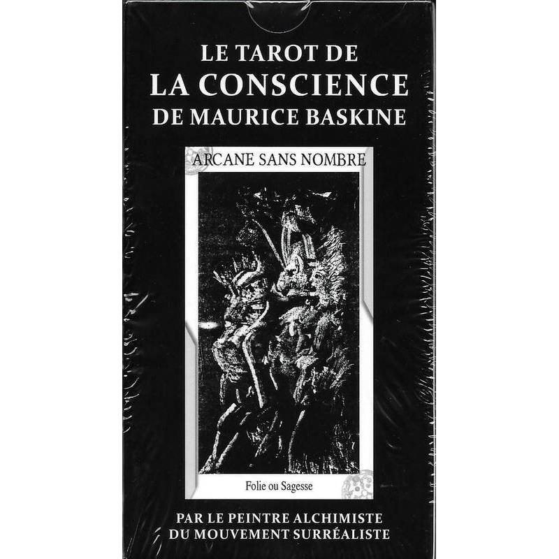 Tarot Coleccion Le Tarot de la Conscience - Maurice Baskine - 2017 (FR)