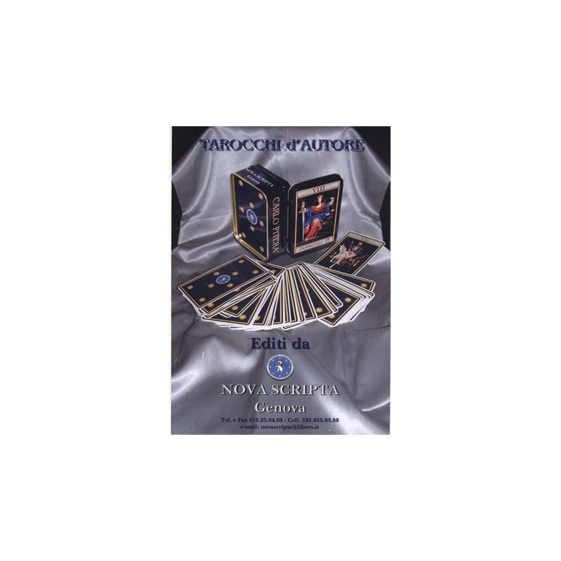 Tarot Coleccion Tarocchi di Carlo Pitera - 2005 (IT)