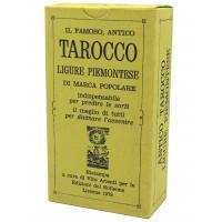 Tarot coleccion Antico Tarocco Ligure Piemontese (1979) (1ª Edici...