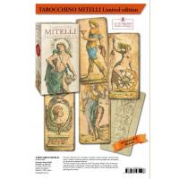 Tarot coleccion Tarocchino Mitelli (Ediicion Numerada y Limitada) ...