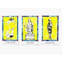 Tarot coleccion Il Tarocco del Mondo Nuovo - Amerigo Folchi (IT) (Italcards) 1115