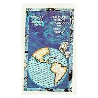 Tarot coleccion Il Tarocco del Mondo Nuovo - Amerigo Folchi (IT) (...