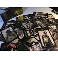 Tarot Colección Sinking Wasteland Tarot - James Brothwell - (EN) (SPE) (Bordes Dorados)