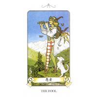 Tarot Colección The Robin Wood Tarot - (Set + Tapete + CD) (EN, CH) 1017