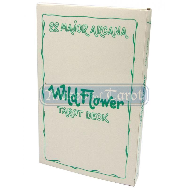 Tarot coleccion Wild Flower Tarot Deck - Hilde Douchar (22 Cartas) (EN, DE) (Edicion Limitada 99)