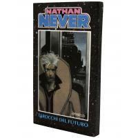 Tarot coleccion Tarocchi del Futuro - Nathan Never (22 Arcanos)) (1992) (Ed.Limitada, numerada y firmada)