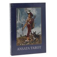 Tarot coleccion Ansata - Paul Struck (22 Arcanos) (DE)...