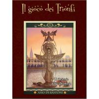 Tarot Coleccion Il gioco dei trionfi - Valeria Menozzi - 22 Arcano...