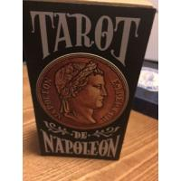 Tarot coleccion Tarocco di Napoleone - Osvaldo Menegazzi (22 Arcan...