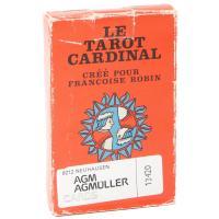 Tarot coleccion Le Tarot Cardinal - Françoise Robin (...
