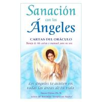 Oraculo coleccion Sanacion con los Angeles - Doreen Virtue (44 Car...