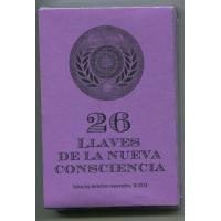 Oraculo Colección 26 Llaves de la Nueva Consciencia -...