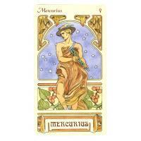 Oraculo coleccion Oraculo Astrologico (22 cartas) )(2006) (6 Idiomas) (Lo Scarabeo)