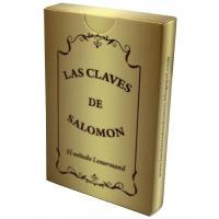 Oraculo coleccion Las Claves de Salomon (Lenormand) - Lilleane Mar...