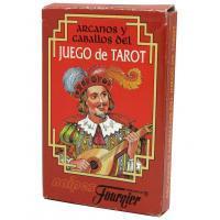 Tarot Coleccion Arcanos y Caballos del Juego de Tarot (26 Cartas) ...