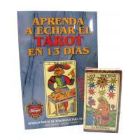 Tarot coleccion Aprende a echar el Tarot en 13 dias - Jose Antonio...