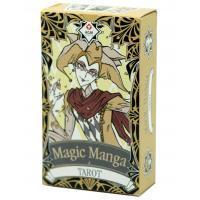 Tarot coleccion Magic Manga Tarot - (SP, EN, DE, FR) (AGM-URA)