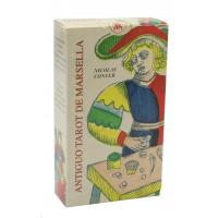 Tarot coleccion Marsella Antiguo (Standard) (Esp) (Sca...