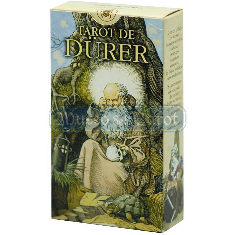 Tarot coleccion Durer - Giacinto Gaudenzi (EN, IT, ES, FR, DE) (SCA)