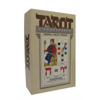 Tarot coleccion Cabalistico - J.A. Portela - 1ª Edicion (FOUR) (FT)