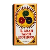 Tarot coleccion El Gran Tarot Esoterico (1978) (FOUR)
