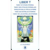 Tarot coleccion Liber T (estrellas eternas) (Standard) (78 cartas) (SCA)