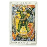 Tarot coleccion Tarot Thoth de Aleister Crowley (Edici...